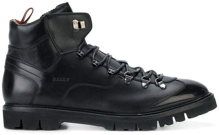 Bally Charls hiking boots