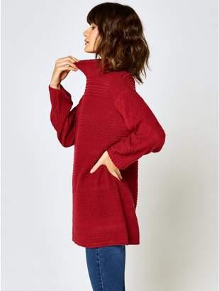 M&Co Turtleneck soft touch jumper