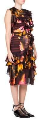 Givenchy Cloud Silk Dress