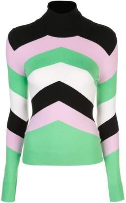 JoosTricot striped slim-fit jumper