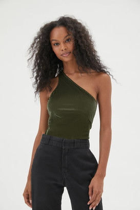 Out From Under One-Shoulder Bodysuit