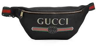 Gucci Print Mini Belt Bag