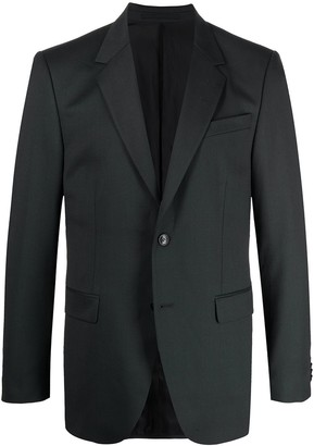 Tiger of Sweden Fitted Single-Breasted Blazer
