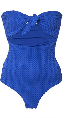Onia Marie Cutout One Piece Swimsuit