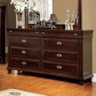 Hokku Designs Tolsi 8 Drawer Double Dresser