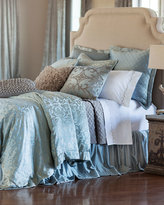 Horchow Lili Alessandra Jackie Queen Quilted Coverlet