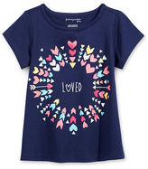 First Impressions Loved Graphic Print T-Shirt