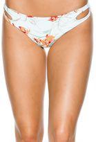 Roxy Franco Floral Scooter Bikini Bottom