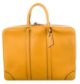 Louis Vuitton Calfskin Porte-Documents Voyage