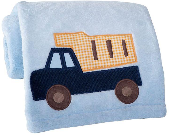 Carter's street fleet fleece blanket
