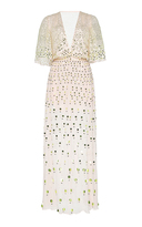 Temperley London Topiary V Neck Dress