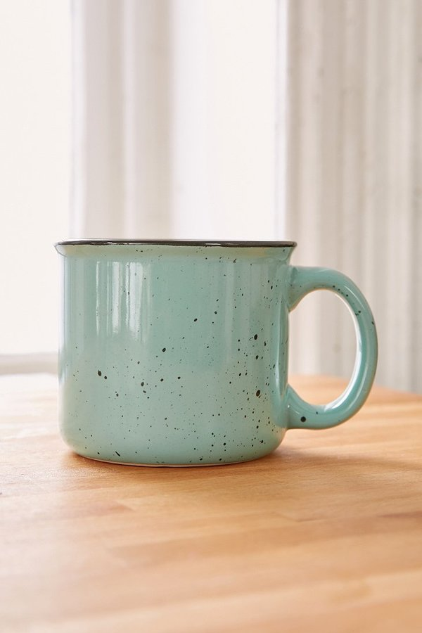 Urban Outfitters Ceramic Enamel Mug