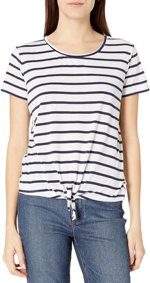 Roxy Women's This One is for You Tie Front Tee