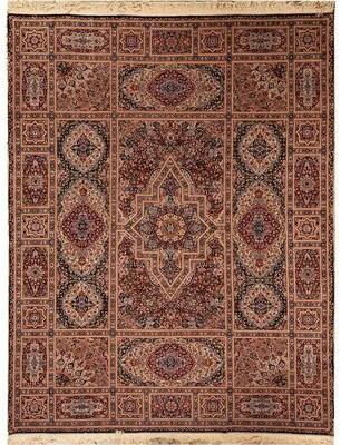 Bokara Rug Co Inc Oriental Hand Knotted Wool Plum Area Rug Shopstyle