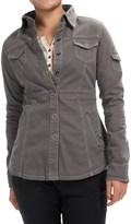 Aventura Clothing Millbrae Jacket - Organic Cotton, Snap Front (For Women)