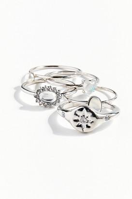 Krista Celestial Stone Ring Set