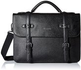 Ted Baker Men's Woven Leather Satchel