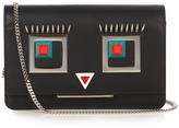 Fendi Hypnoteyes leather cross-body bag