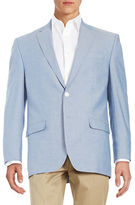 Lauren Ralph Lauren Two-Button Knit Jacket