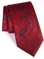 Nordstrom Men's Provincial Paisley Silk Tie