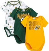 NFL Game Day Bodysuits - Pack of 3 (Baby Boys)