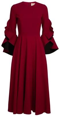 Roksanda Caden Midi Dress