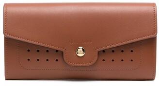 Longchamp long Mademoiselle continental wallet
