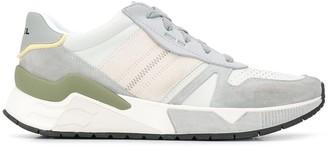 Diesel Colour Block Low-Top Sneakers