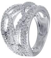 Silver Star Women 925/1000 silver sterling silver Zirconium oxide FASHIONRING