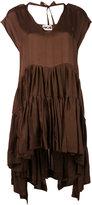 Hache high low dress - women - Viscose - 40