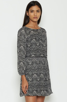 Joie Amedeo E Silk Dress