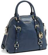 Michael Kors Bedford Medium Bowling Leather Satchel