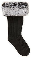 UGG Shaye Faux Fur Tall Socks