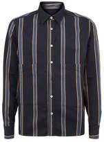 Kind Of Guise Matsuba Striped Shirt