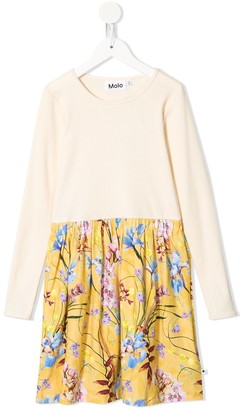 Molo Credence floral print dress