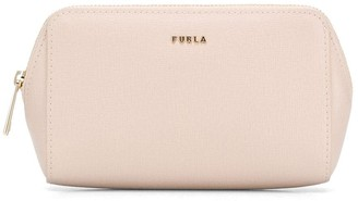 Furla Logo-Plaque Wallet