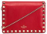 Valentino Garavani Valentino Rockstud clutch - women - Calf Leather/Metal (Other) - One Size