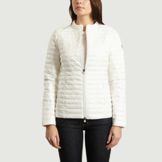 Over The Top Just just White Polyamide Sunny Down Jacket - white   Polyamide   s - White/White
