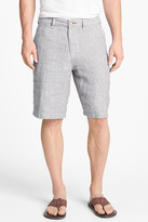 Tommy Bahama Line of the Times Linen Short
