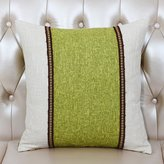 DGHFIOA [classical] Solid flax Pillow
