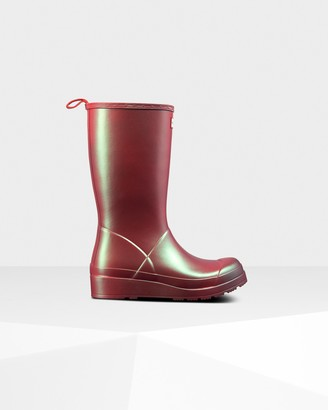 Hunter Women's Original Play Tall Nebula Rain Boots