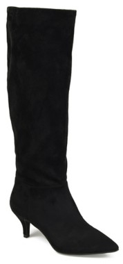Journee Collection Vellia Extra Wide Calf Boot