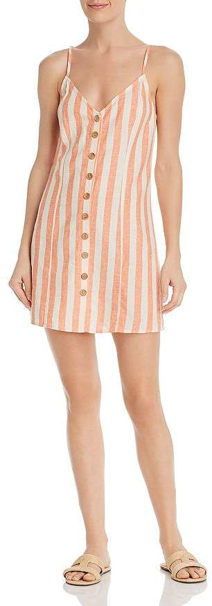 Show Me Your Mumu Remington Striped Mini Dress