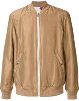 Undercover zipped bomber jacket