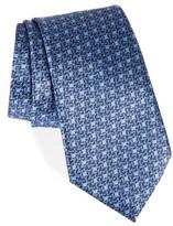 Ermenegildo Zegna Men's Chevron Silk Tie