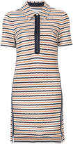 Veronica Beard striped polo dress