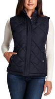 Weatherproof Dark Sea Trim Lined Vest