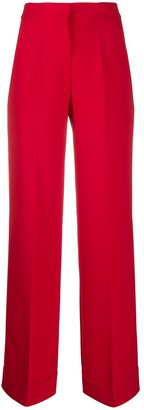 Blanca Vita Porzia wide leg trousers
