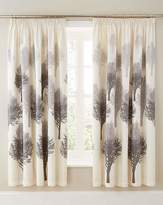 Fashion World Woodland Cotton Lined Curtains