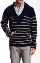 Gant The MB Wool Blend Hoodie Pullover